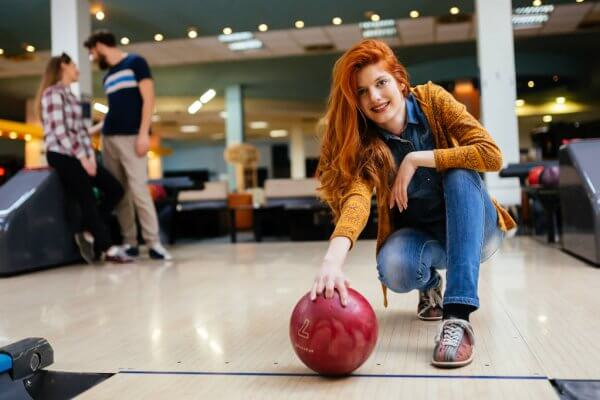 Bowling attire for ladies