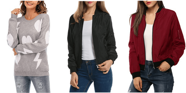 bowling jackets for ladies